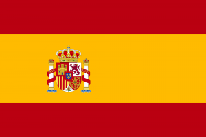Think and Create your own Hobbies - Spain Flag