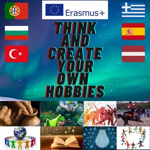 Think and Create your own Hobbies - Turkey - Logo Contest