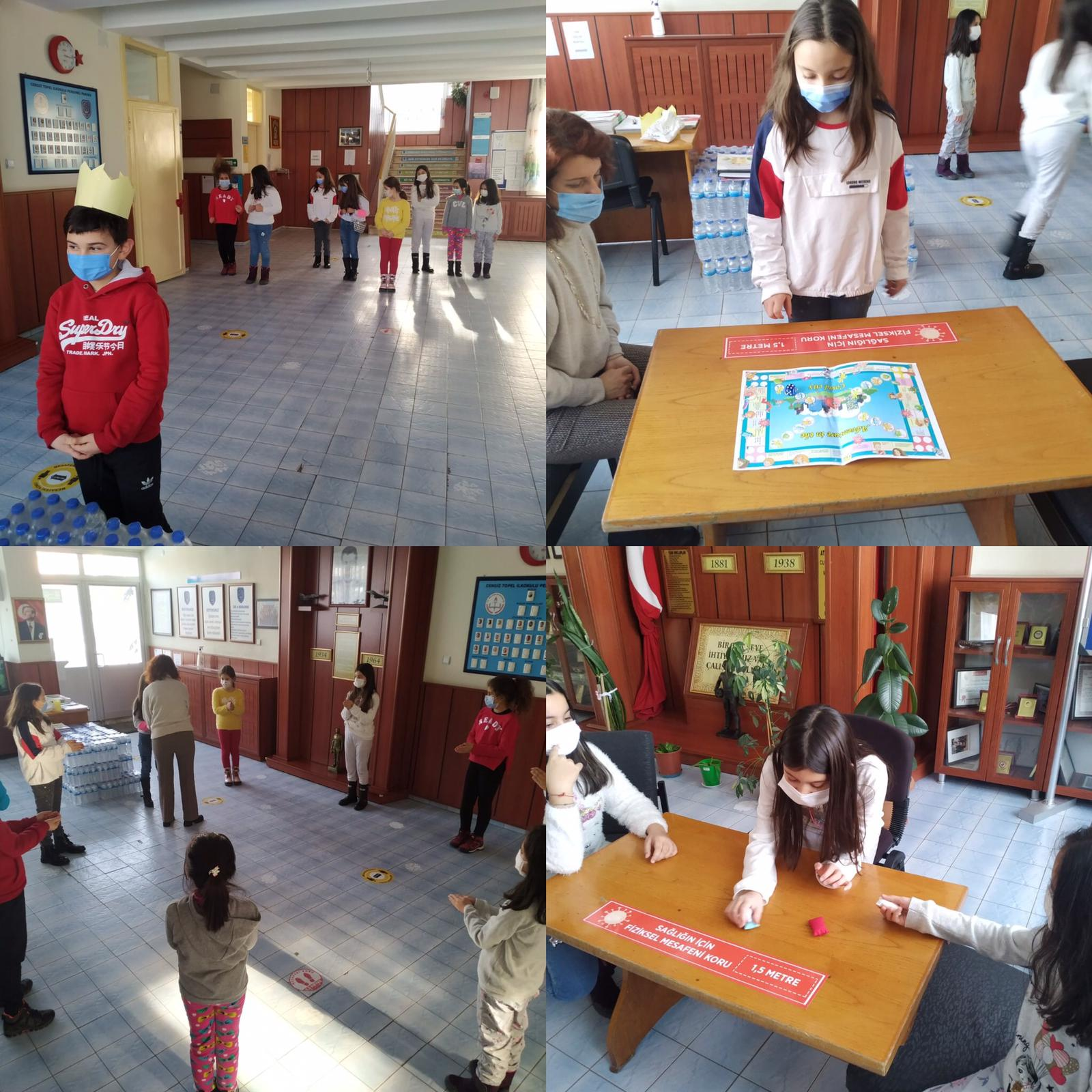 Think and Create your own Hobbies - Christmas Games Exchange - Turkey