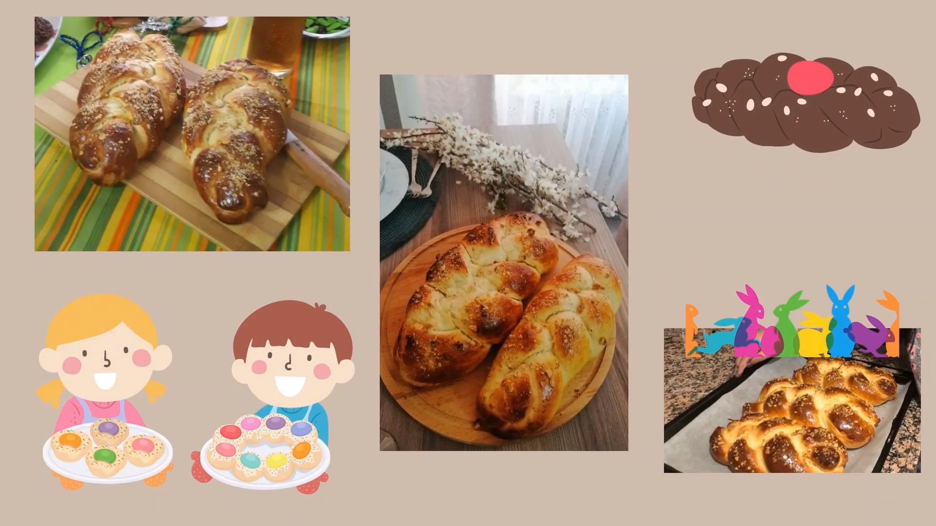 Think and Create your Own Hobbies - Turkey - Easter Traditions