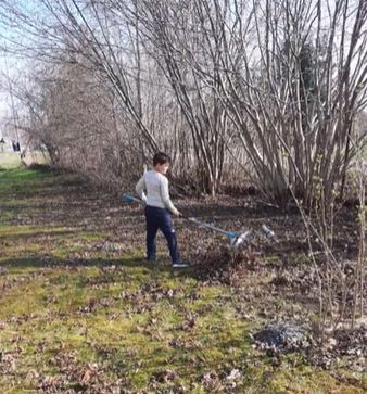 Think and Create your Own Hobbies - Latvia - Big Cleanup Day
