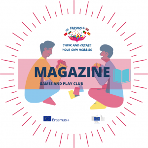 Think and Create your Own Hobbies - Portugal - Games and Play Club - Magazine