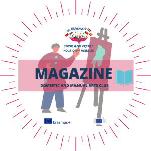 Think and Create your Own Hobbies - Portugal - Domestic and Manual Arts Club - Magazine