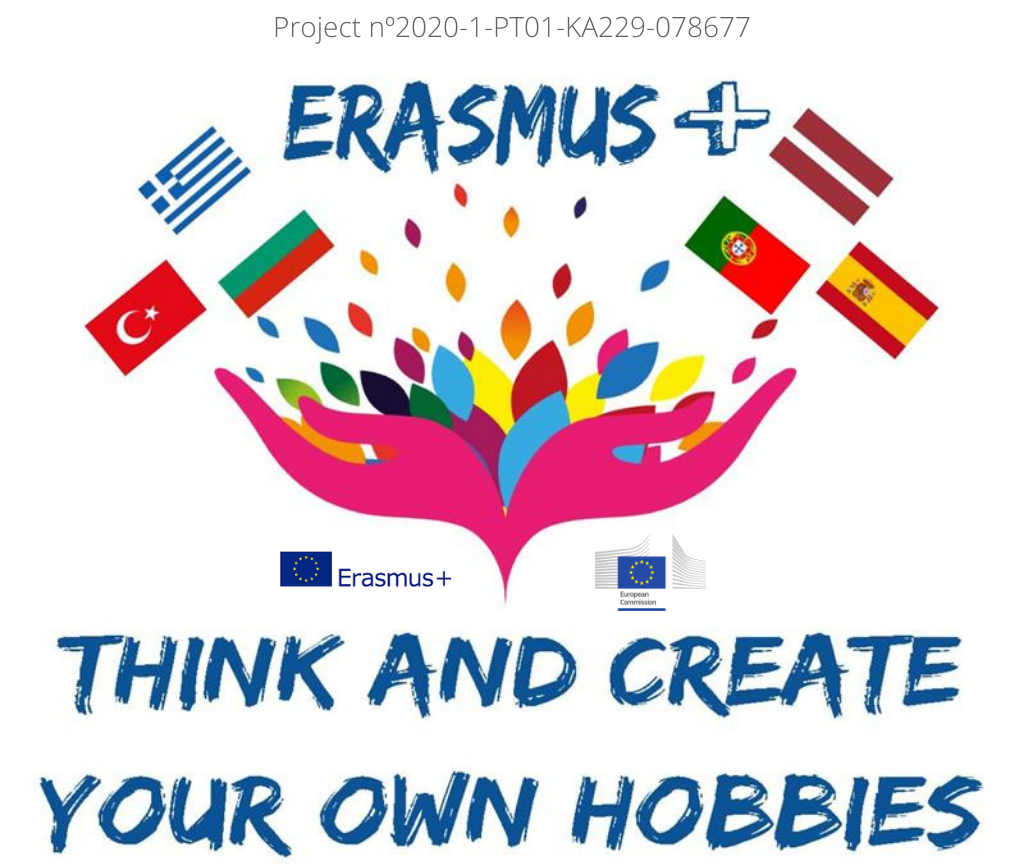 Think and Create your Own Hobbies